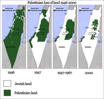 cartina palestina_israele